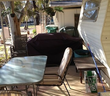 sunbury builder doing outdoor entertainment build in echuca moama
